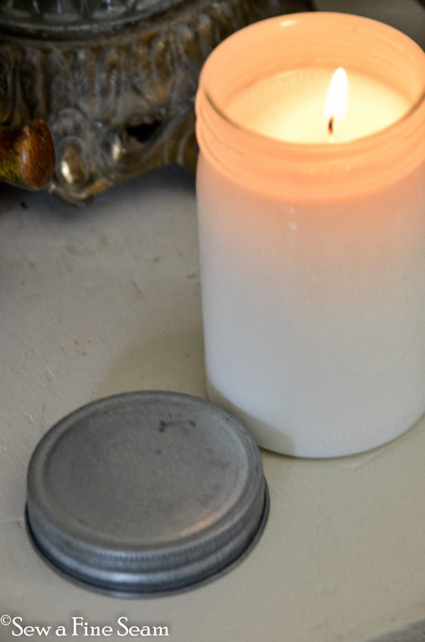 white candle-4