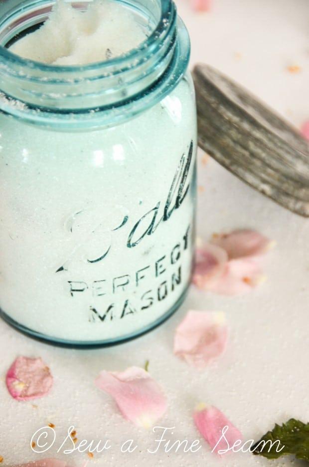 vanilla infused sugar