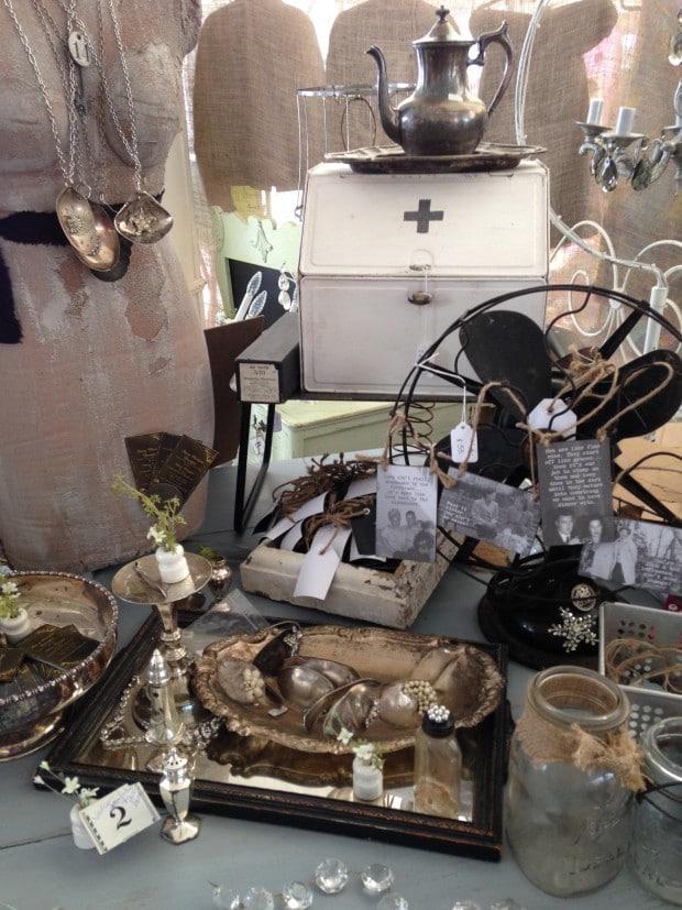 springfield flea - the vintage marketplace 1