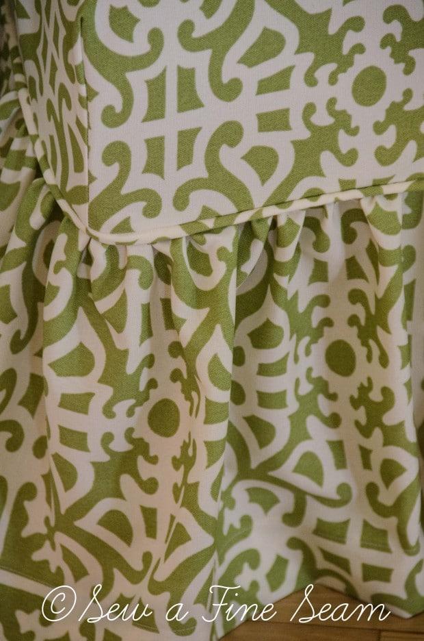 slipcoverd chair in sunbrella fabric-4
