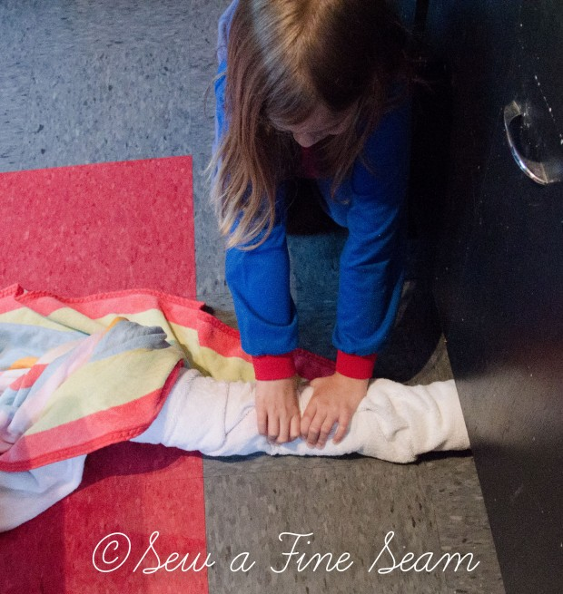 how to clean and restuff a vintage stuffed toy (12 of 28)