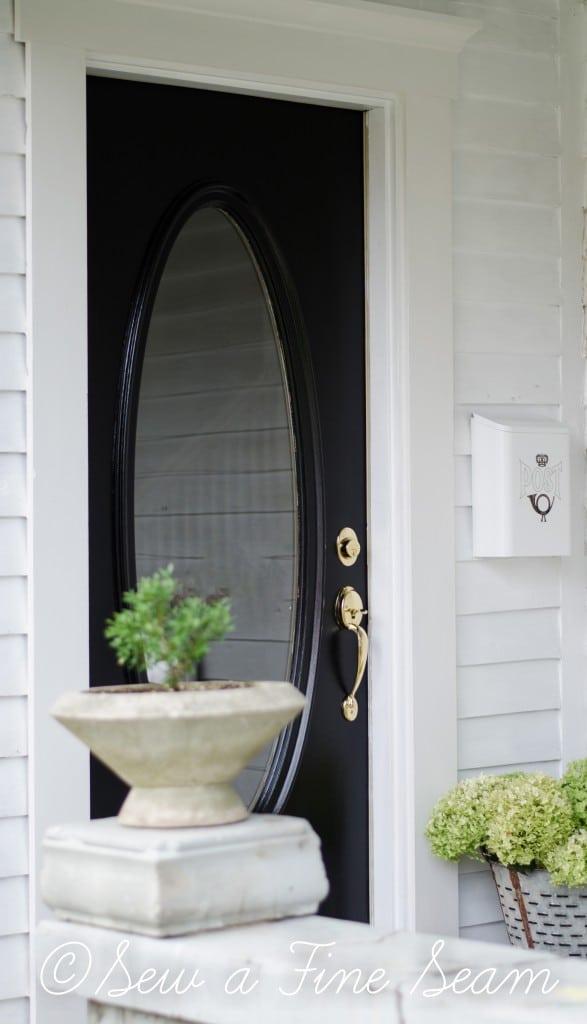 front door paint - black (13 of 14)2