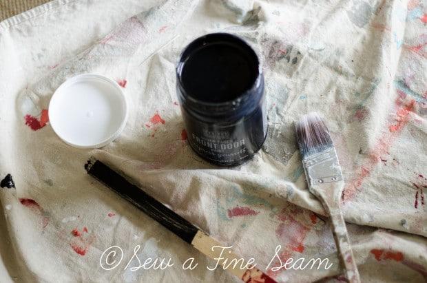 front door paint - black (5 of 14)