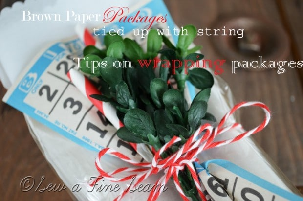 tips on wrapping gifts