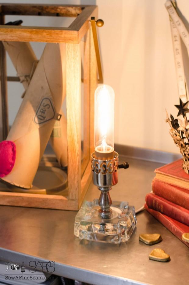 Rewiring a lamp (19 of 23)