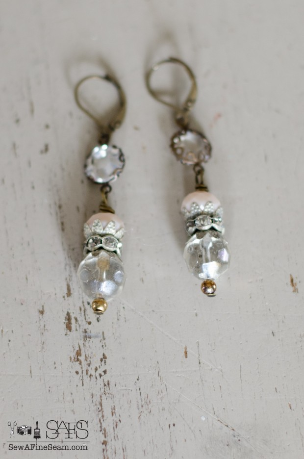 Vintage Ornaments and Earrings (8 of 8)