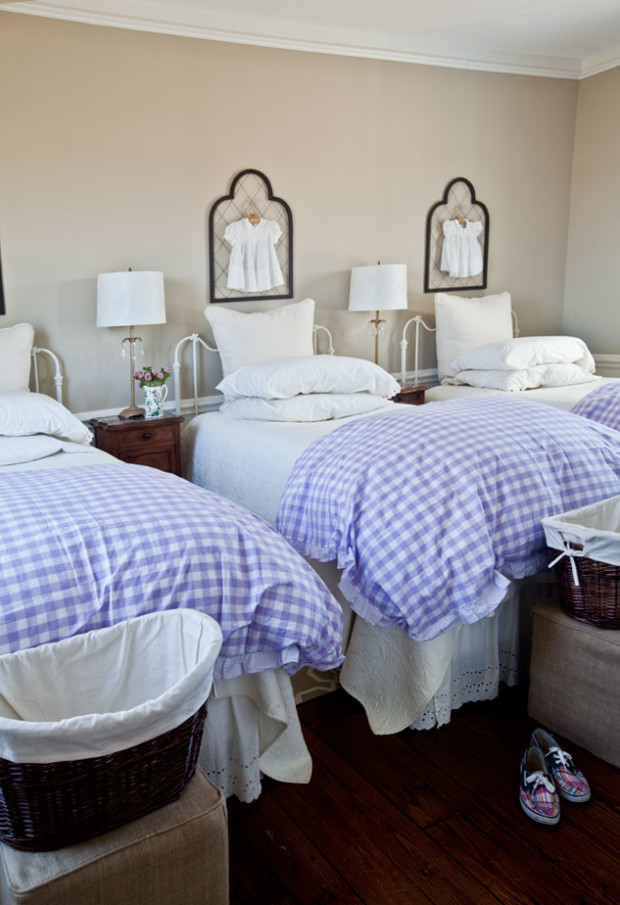 cedar hill farmhouse - girls room