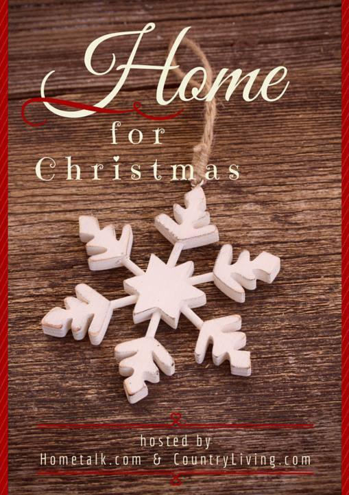 home for Christmas blogtalk blog hop